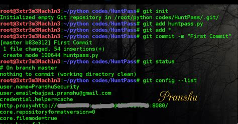 github tutorial bash the life of a penetration tester quick github tutorial