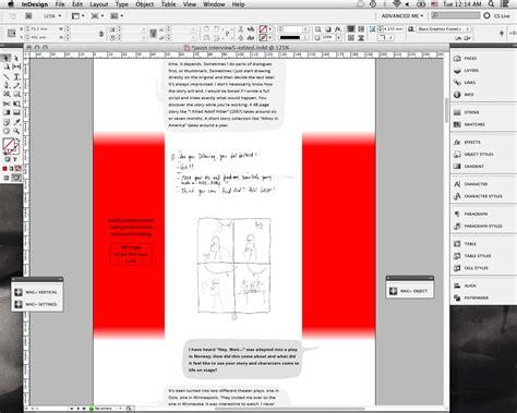 layout magazine tutorial indesign tutorial design an interactive magazine layout