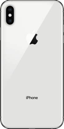 apple iphone xs max  xfinity mobile  silver