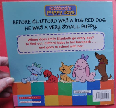 puppy day big golden book books clifford the big in his puppy days goes to school