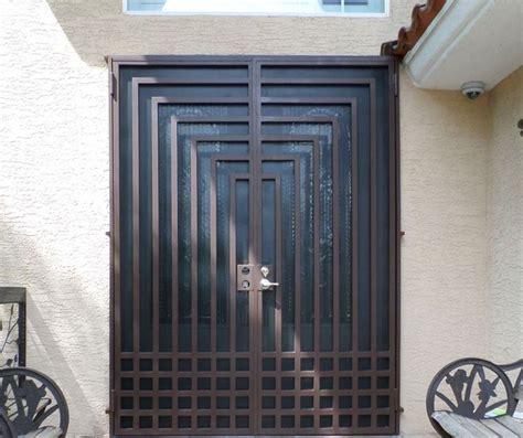 Cheap Security Doors by Cheap House Front Door Design Steel Security Door Iron