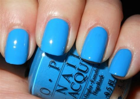 opi light blue nail polish opi ogre the top blue light blue nail polish quot o