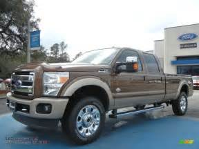Ford Duty King Ranch 2012 Ford F350 Duty King Ranch Crew Cab 4x4 In