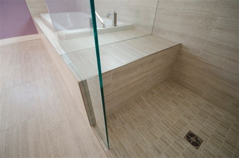 pictures of showers with benches shower benches contemporary bathroom toronto by