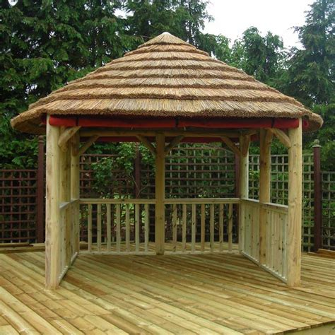 Outdoor Fireplace Uk - wood gazebo kits for sale gazeboss net ideas designs and examples