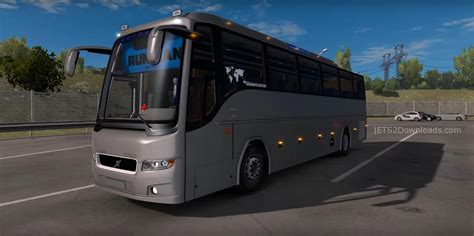 volvo truck bus bus runiran volvo b9r i shift 1 27 x ets2 world