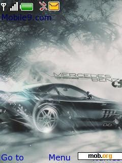 themes download mob org download free mercedes theme for symbian s40 3rd edition