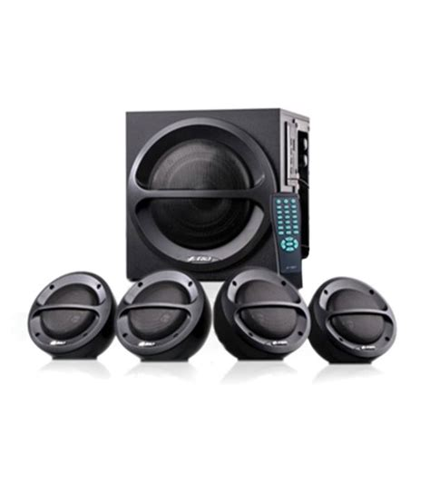 buy f d f1200u 4 1 speaker system at best price in