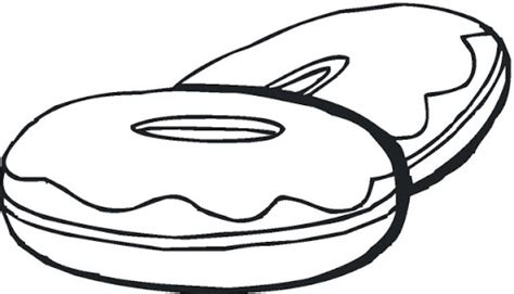 coloring page donut free coloring pages of donut