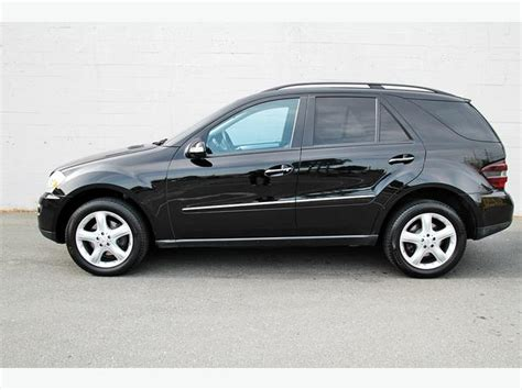 2006 Mercedes Ml350 by 2006 Mercedes Ml350 Outside Comox Valley Cbell