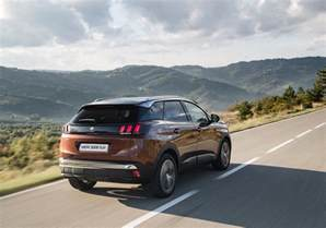 Peugeot Company All New Peugeot 3008 Suv South Africa