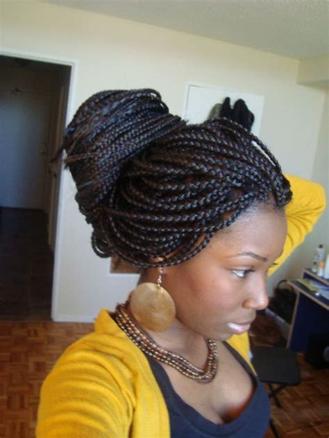 cornrows and loose bun style for braids braids braids and more braids