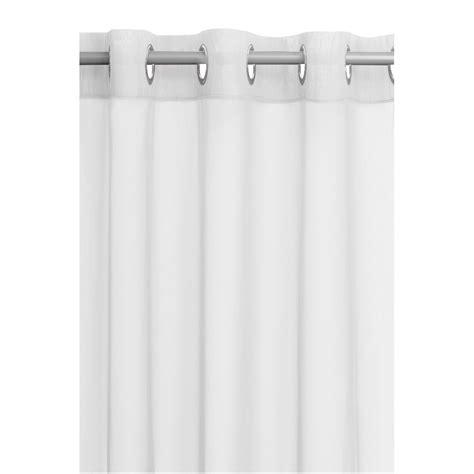 transparente gardinen vorhang gardine transparent schlaufenschal dekoschal in