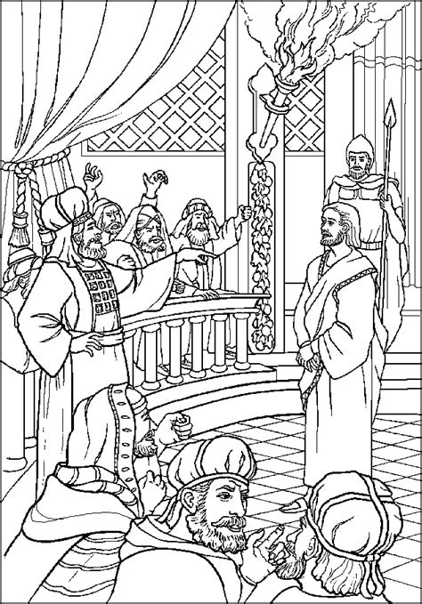 catholic icing holy week coloring pages and printables