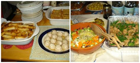 new year food customs new year traditions on manitoulin