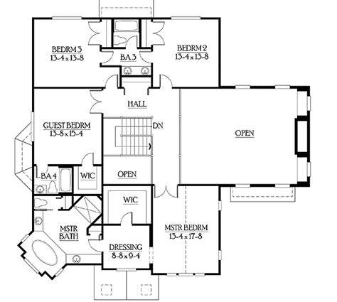 floor plans for entertaining floor plan designed for entertaining 23146jd 2nd floor