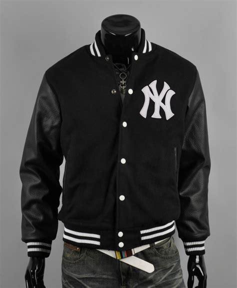 new york jaket ny7 new york yankees custom logo baseball letterman