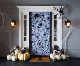 How To Decorate Your Door For Halloween 8 Halloween Party Ideas The Glue String