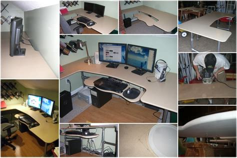 Pdf Diy Plans For Building A Computer Desk Download Plan Diy Ergonomic Desk
