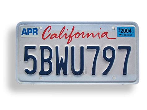 what to do with license plates when selling a car in illinois your guide to buying california license plates ebay
