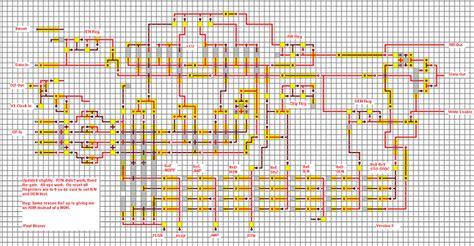 Free Home Blueprints using minecraft logic gates