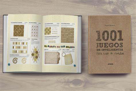 libro 1001 juegos de inteligencia 1001 juegos de inteligencia para toda la familia graphe disseny comunicaci 243 n visual dise 241 o