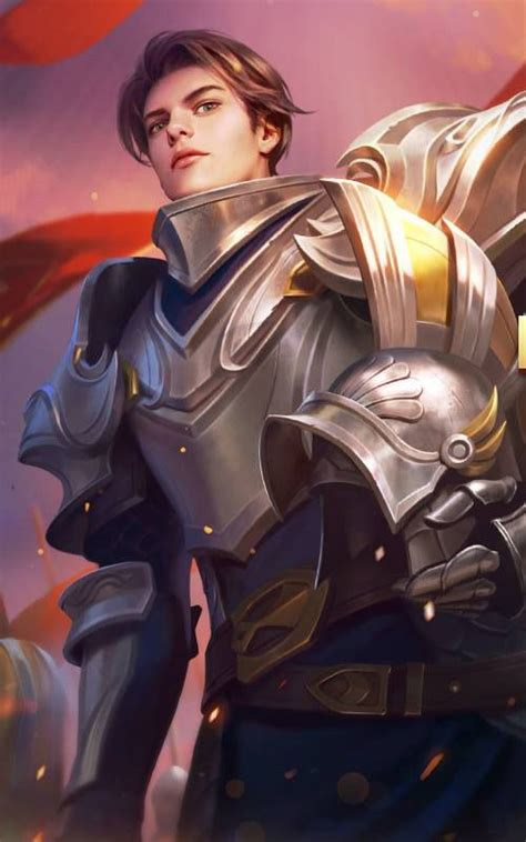 blazing lancer zilong mobile legends mobile legend