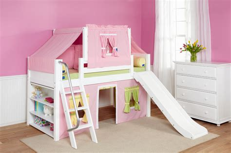 kids beds with slide girls slide beds contemporary kids beds dc metro