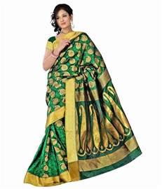 Wedding Cards From India Varkala Silk Sarees Green Kanchipuram Art Silk Saree Buy Varkala Silk Sarees Green Kanchipuram