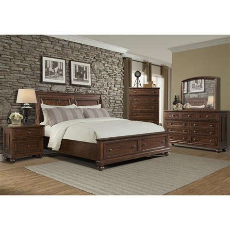 London Bedroom Bed Dresser Mirror King Ln600 Bed And Dresser Set