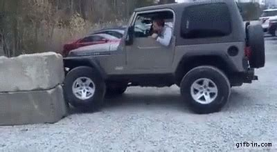 Jeep Fails Popular Parking Fail Gif Jeep Discover Gifs