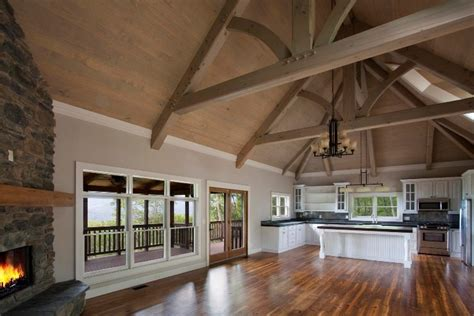 design  kitchen centric great room   entire family