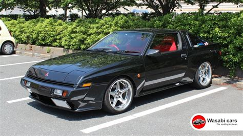 chrysler conquest custom mitsubishi starion custom wallpaper 1280x720 19297