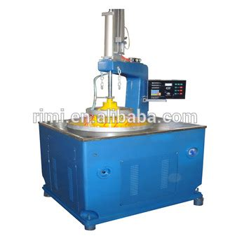 Glasses Surface Lapping Machine Flat Face Grinding