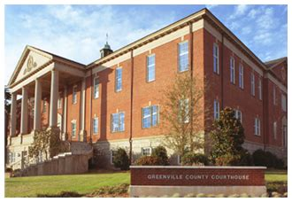 Greenville County Clerk Of Court Records County Of Greenville Sc
