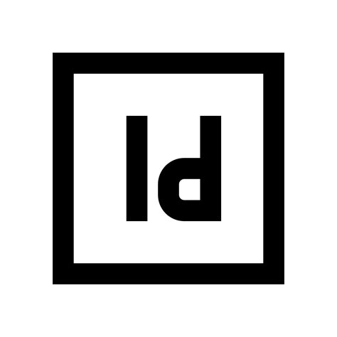 indesign logo templates image gallery indesign icons