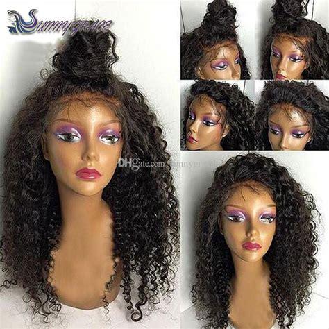 human hair braid wigs for african american black braiding hair wig african braided lace wig malaysian