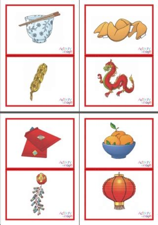 new year word cards new year vocabulary