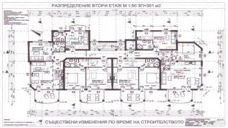 architectural floor plans with dimensions residential apartment flat building