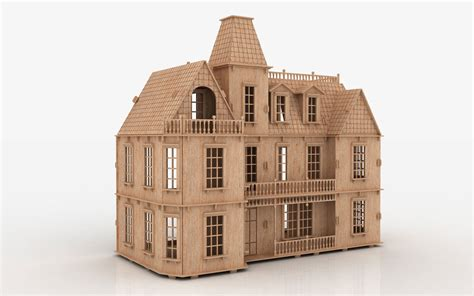 dollhouse floor plans bostonian mansion mansions makecnc com