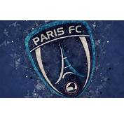 Download Wallpapers Paris FC 4k Logo Geometric Art