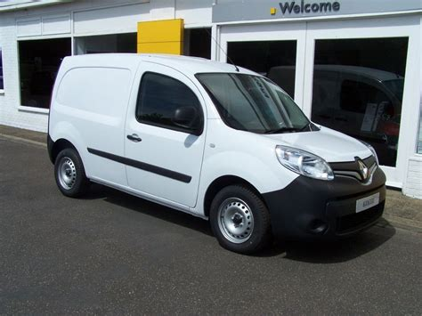 Used White Renault Kangoo Van For Sale Lincolnshire