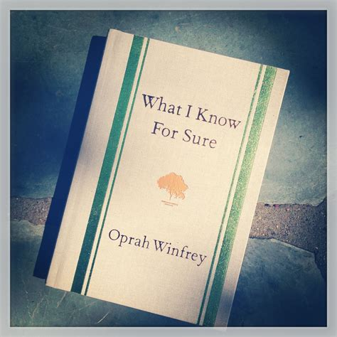 144727766x what i know for sure talking books with oprah bookfinds