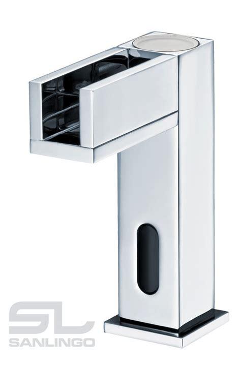 rubinetto automatico cromo ir infrarosso design lavabo led rubinetto automatico