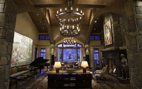 Great Room Chandeliers Lighting For Great Room Search Ilume Home Log Homes And Lighting