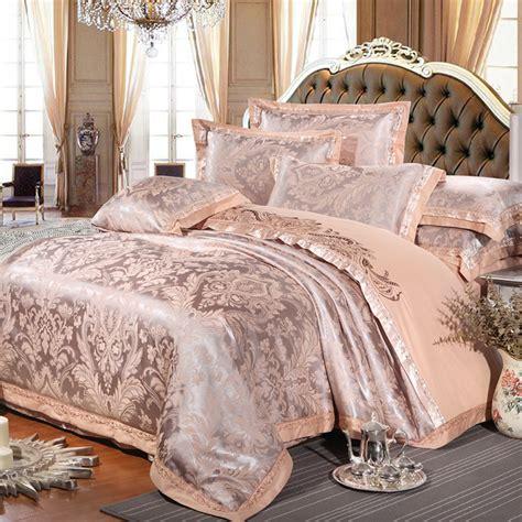 king size bettdecke wedding style jacquard bedding 100 cotton