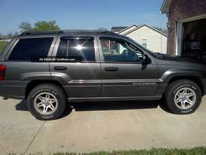 2004 jeep grand laredo trail 4x4