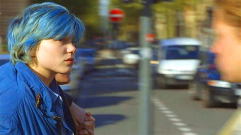film blue hair award winning director s methods contentious quot horrible