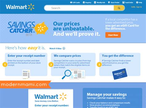 how to use walmart savings catcher to save money