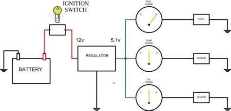 instrument voltage regulator wiring diagram instrument